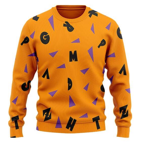 Dragon Ball Z Master Roshi Cosplay Costume Wool Sweater