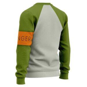DBS Android 17 MIR Ranger Cosplay Wool Sweatshirt
