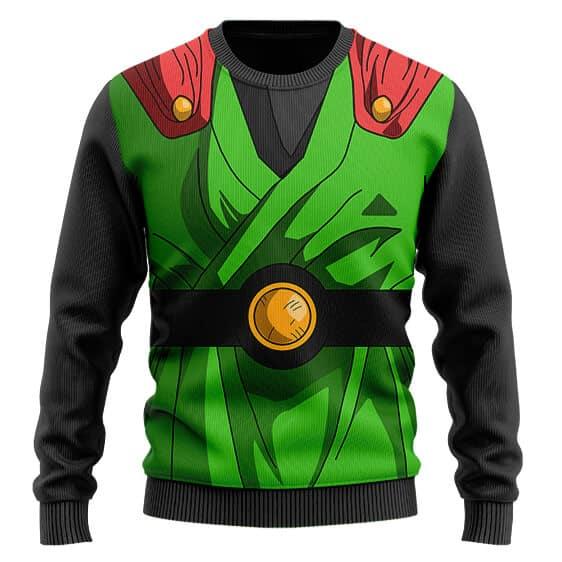Dragon Ball Z The Great Saiyaman Cosplay Wool Sweater