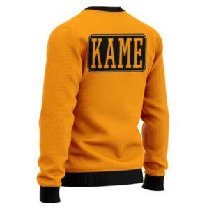 Dragon Ball Z Kame Logo Minimalistic Wool Sweatshirt