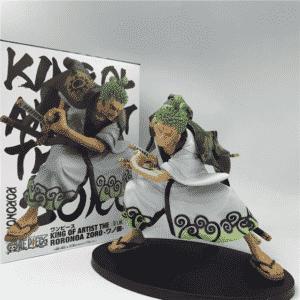 Wano Kuni Roronoa Zoro Ittoryu Iai Stance Dope Static Figurine