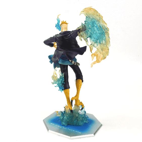 Whitebeard Pirates Marco The Phoenix Amazing Toy Figurine