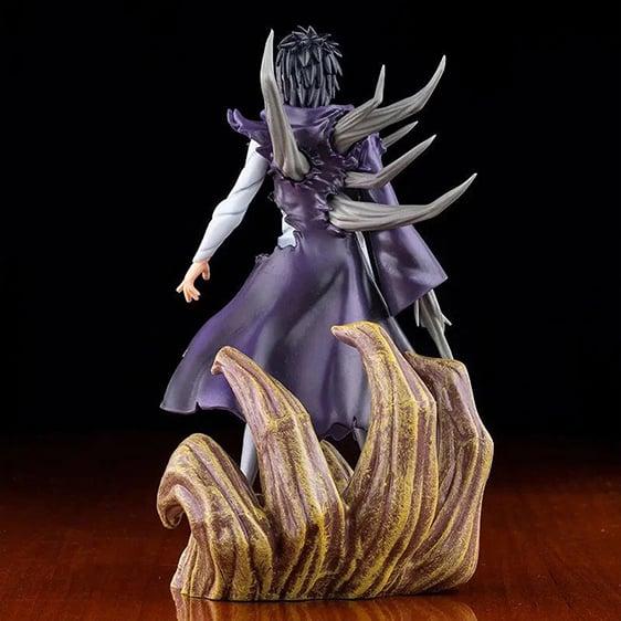 Wounded Obito Uchiha White Zetsu Power Action Figure