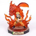 Young Uzumaki Naruto Nine Tail Fox Jinchuriki Toy Figurine