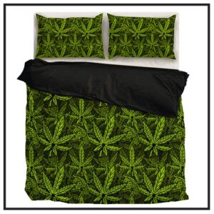 420 & Marijuana Bedding Sets