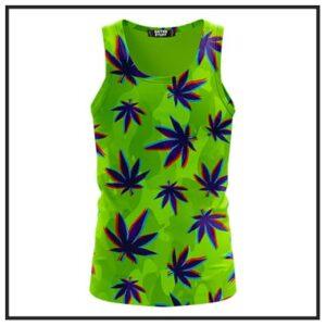 420 & Marijuana Tank Tops
