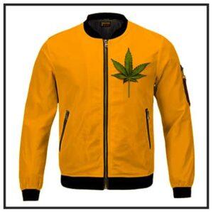 420 Weed Bomber & Varsity Jackets