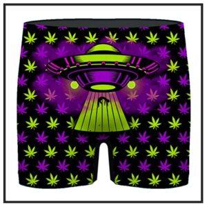 420 Weed Men's Boxers & Underwear