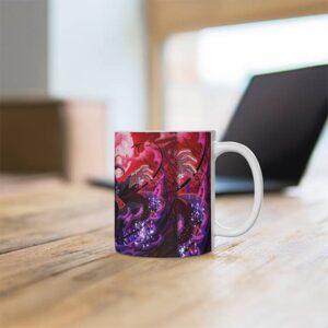 Akatsuki Rogue Ninja Itachi Uchiha Artwork Coffee Mug