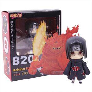 Akatsuki Uchiha Itachi Chibi Style Cool Toy Action Figure