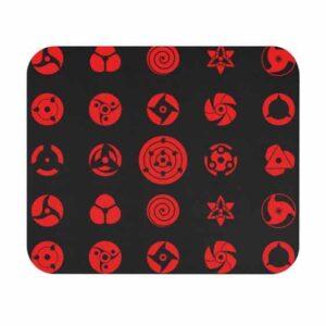 All Rasengan Kekkei Genkai Pattern Gaming Mouse Pad