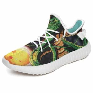 Awesome Shenron and Four-Star Dragon Ball Yeezy Boost