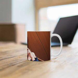 Beautiful Mizukage Mei Terumi Artwork Ceramic Coffee Mug