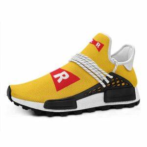 Dragon Ball Z Red Ribbon Army Logo Cross Training Shoes