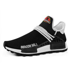 Dragon Ball Goku Logo Jurassic Park Parody Cross Training Shoes