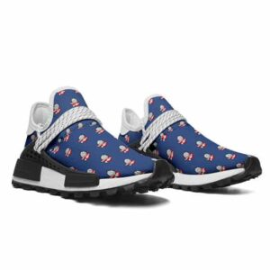 DBZ Cute Gotenks Ghost Pattern Cross Training Sneakers