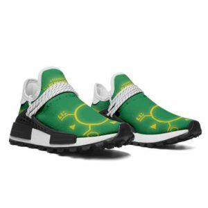 Saiyan Scouter Interface Cool DBZ Cross Training Sneakers