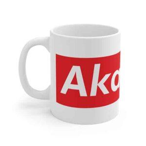 Criminal Organization Akatsuki Supreme Parody Unique Mug