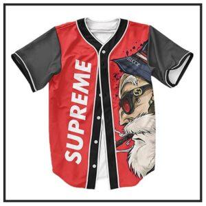 Dragon Ball Z Baseball Jerseys