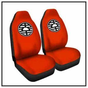 Dragon Ball Z Car Seat Covers