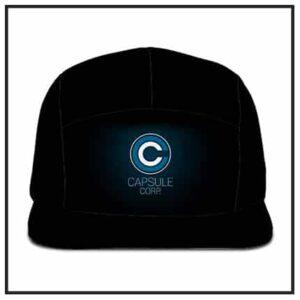 Dragon Ball Z Five Panel & Camper Hats