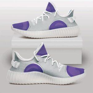 Dragon Ball Z Frieza Pattern Unique Yeezy Sneakers