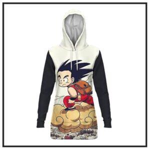 Dragon Ball Z Hoodie Dresses