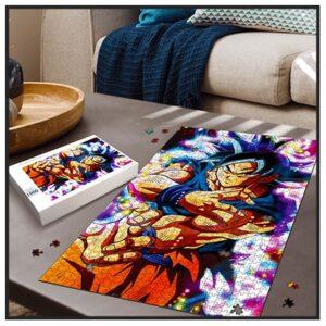 Dragon Ball Z Jigsaw Puzzles