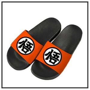 Dragon Ball Z Slides Sandals & Sliders