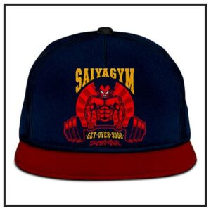 Dragon Ball Z Snapback Hats
