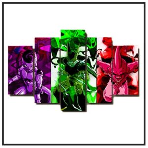 Dragon Ball Z Wall Art & Decor