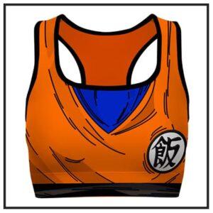 Dragon Ball Z Women's Sports Bras