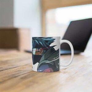 Fierce Obito Uchiha vs Kakashi Hatake Unique Ceramic Mug