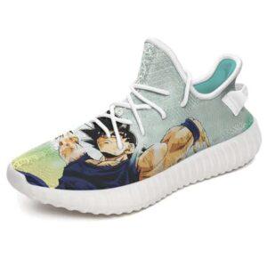 Goku Energy Ball Genki Dama Classic Yeezy Sneakers