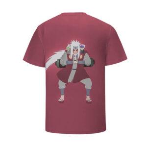 Jiraiya Konohagakure's Sannin Gama Sennin Kids T-Shirt