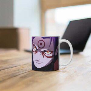 Leaf Village Founders Madara & Hashirama Face-Off Coffee Mug