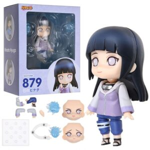 Lovely Kunoichi Hinata Hyuga Chibi Style Toy Action Figure