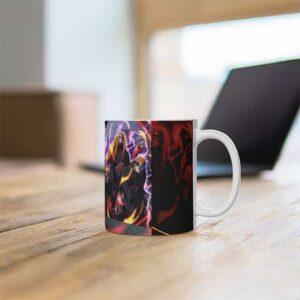 Nagato Six Paths of Pain Akatsuki Rinnegan Eyes Coffee Mug