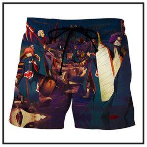Naruto Boardshorts