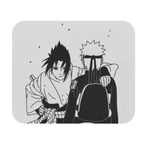 Naruto Shippuden First Chapter Manga Strip Mouse Pad