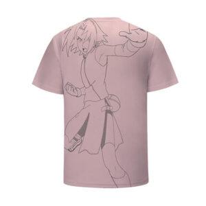 Naruto Shippuden Sakura Haruno Fighting Stance Kids Shirt