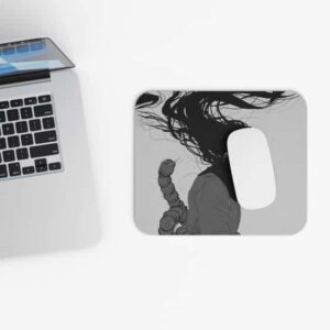 Orochimaru Awesome Monochrome Art Gaming Mouse Pad