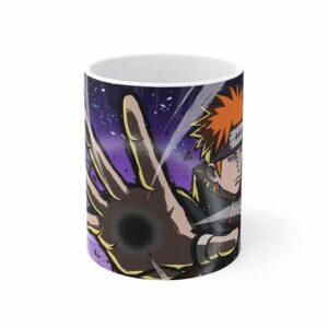 Pain Yahiko Almighty Push Ninjutsu Dope Ceramic Coffee Mug