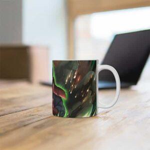 The First Hokage Hashirama Senju Sage Mode Dope Coffee Mug