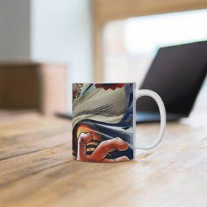 The Seventh Hokage Uzumaki Naruto Rasengan Cool Coffee Mug