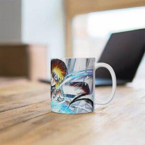 The Yellow Flash Minato Namikaze Rasengan Cool Coffee Mug