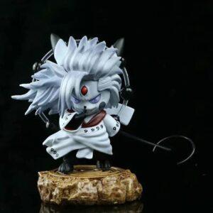Uchiha Madara Ten-Tails Form Pokemon Inspired Toy Figure