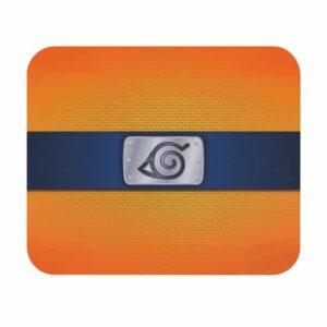 Young Naruto Uzumaki Uniform Shinobi Headband Mouse Pad