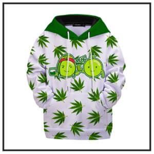 420 & Marijuana Kids Hoodies