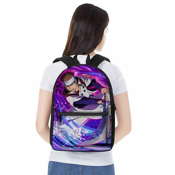 Amazing Celestial Being Ashura Otsutsuki Art Backpack Bag